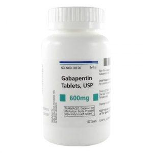 Gabapentin 600mg